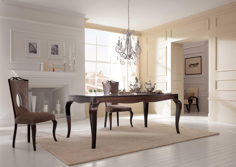 Mesas grandes las mesas quedan bien en todos los salones for Mesas de comedor grandes de madera