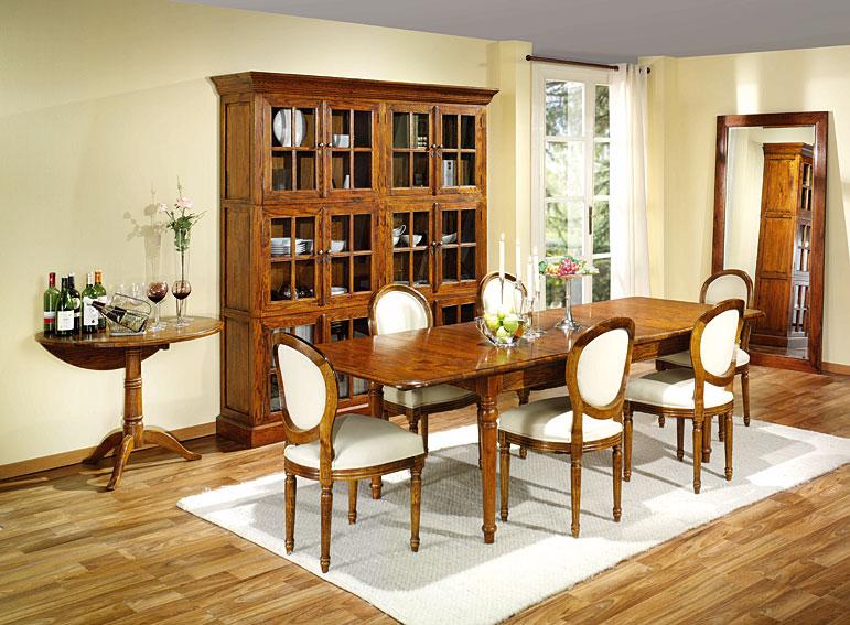 Revista muebles mobiliario de dise o for Como modernizar un comedor clasico