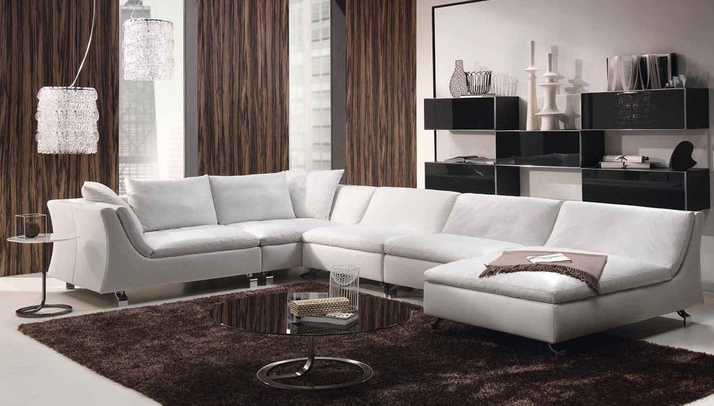 Sof s de dise o italiano revista muebles mobiliario de for Sofas de cuero natuzzi