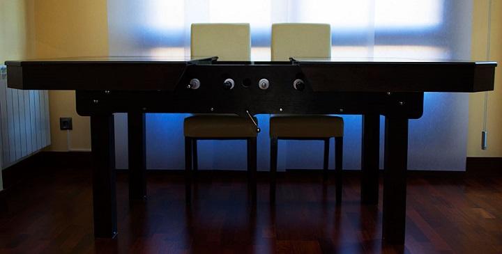 Mesas de comedor originales28 revista muebles - Mesas comedor originales ...