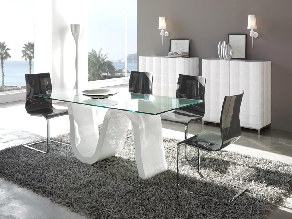Mesas de comedor originales for Mesas grandes de comedor