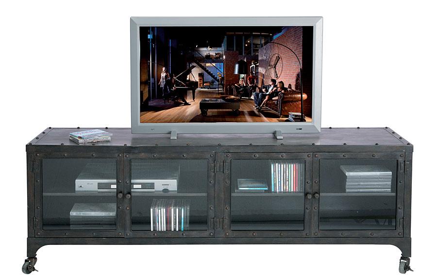 Muebles de estilo industrial vintage22 revista muebles - Muebles de diseno industrial ...