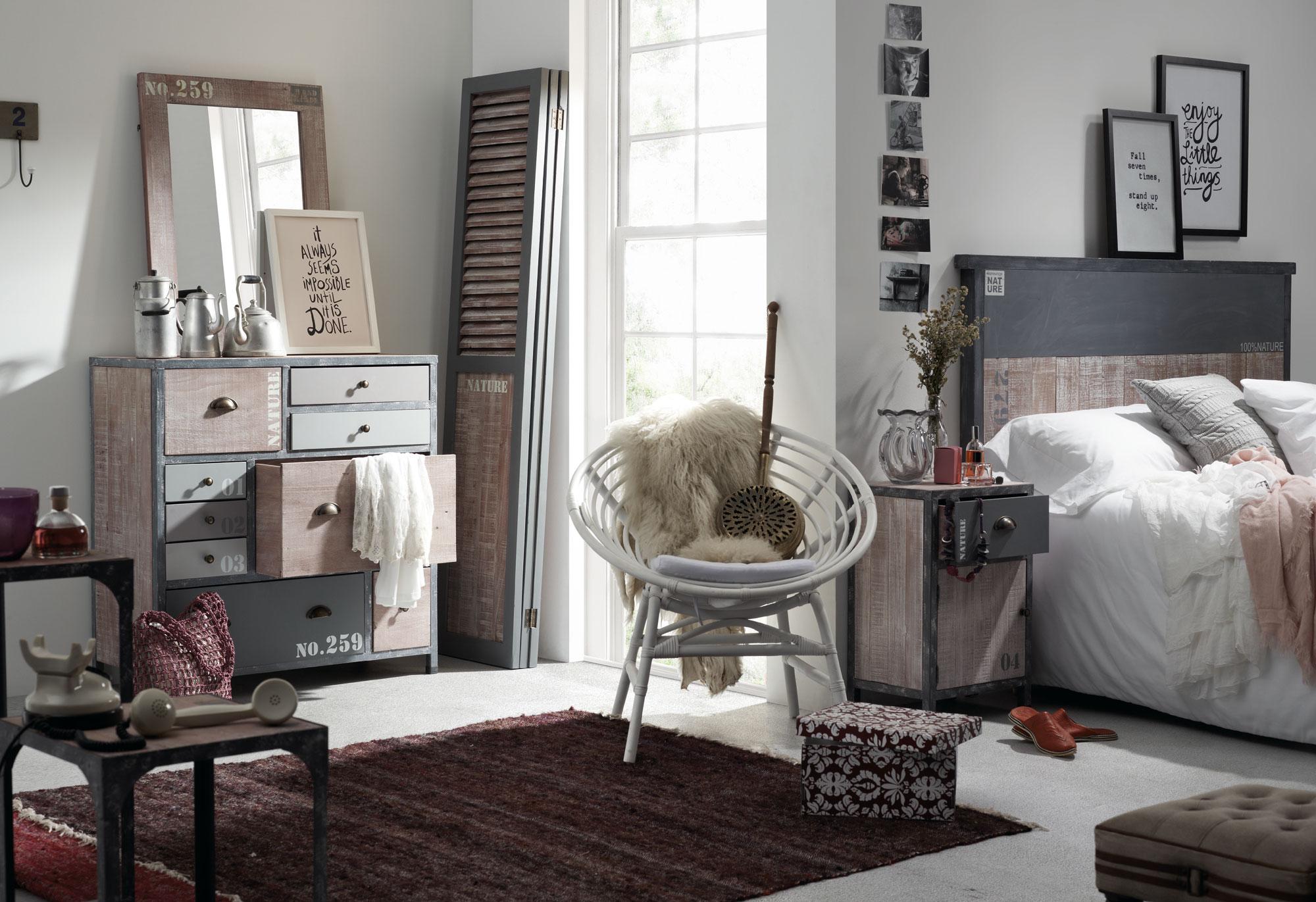 Muebles de estilo industrial vintage44 - Muebles estilo vintage ...