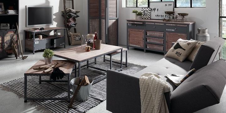 Muebles industriales vintage1