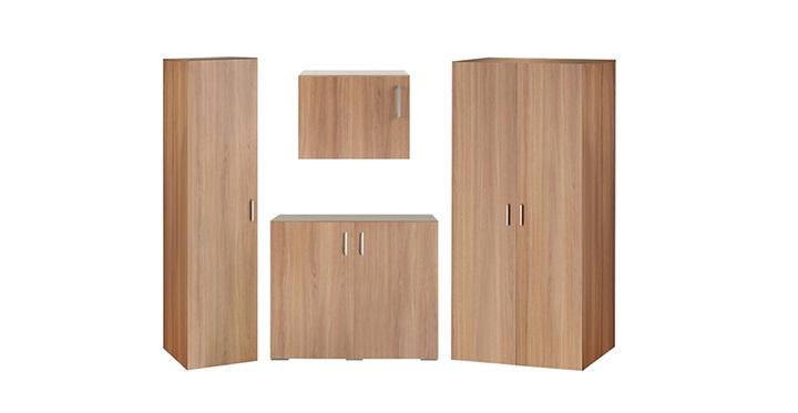 Revista muebles mobiliario de dise o - Armarios modulares ...