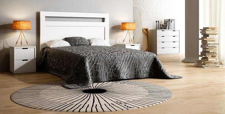 Revista muebles mobiliario de dise o for Muebles romanticos blancos