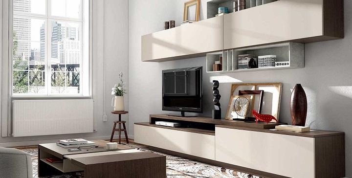 Muebles para el sal n de estilo n rdico revista muebles for Muebles nordicos online