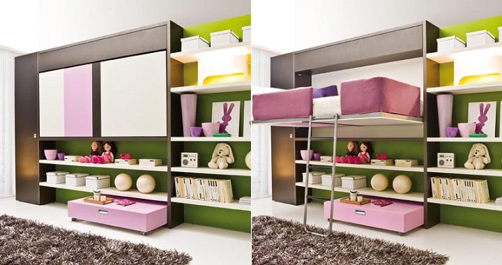 muebles de diseno que ahorran espacio
