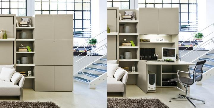 muebles de diseno que ahorran espacio1