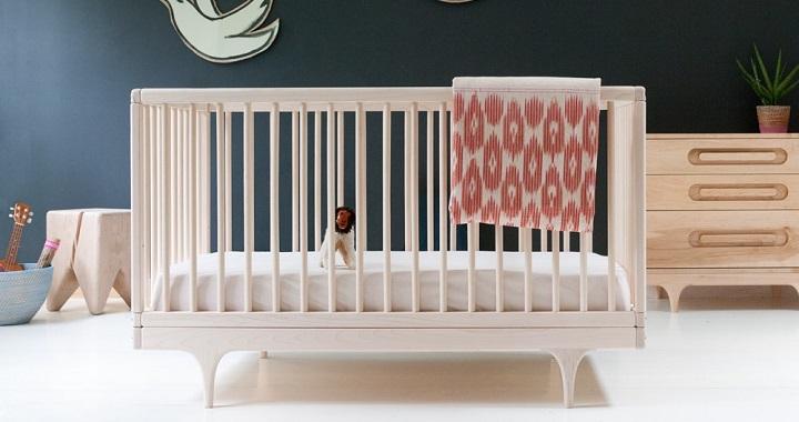 Cuna Caravan Crib