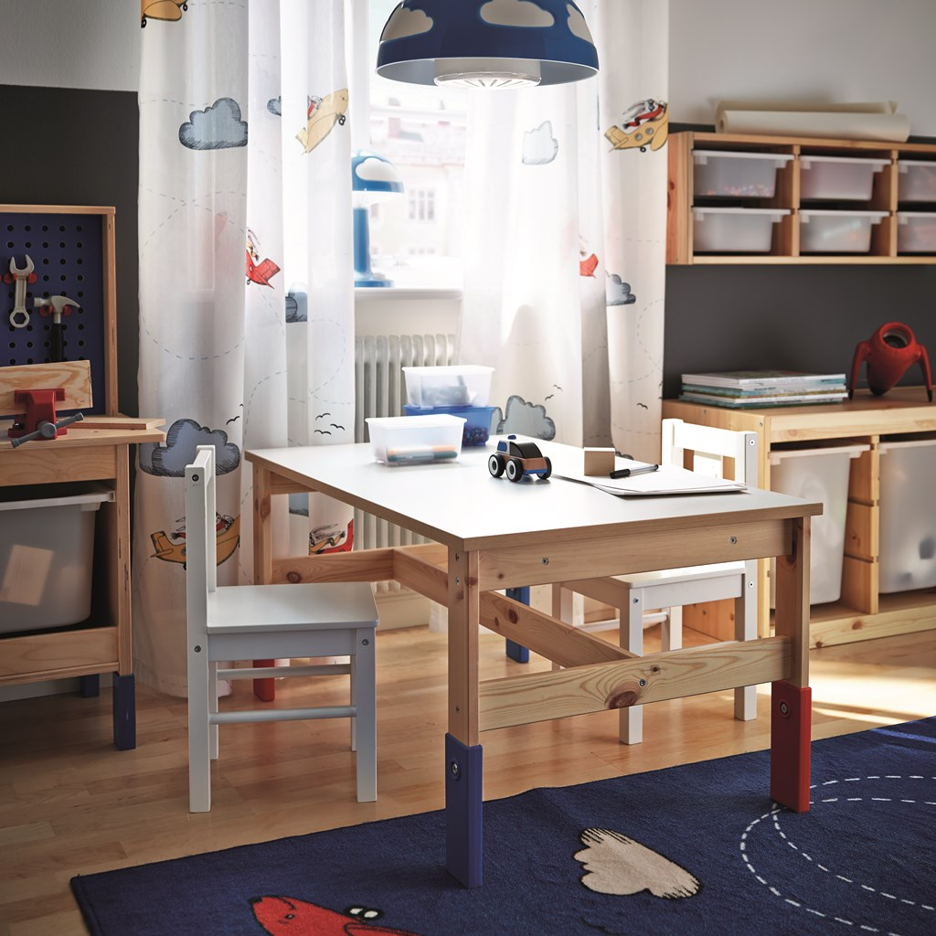 Revista muebles mobiliario de dise o - Ikea mobiliario para ninos ...