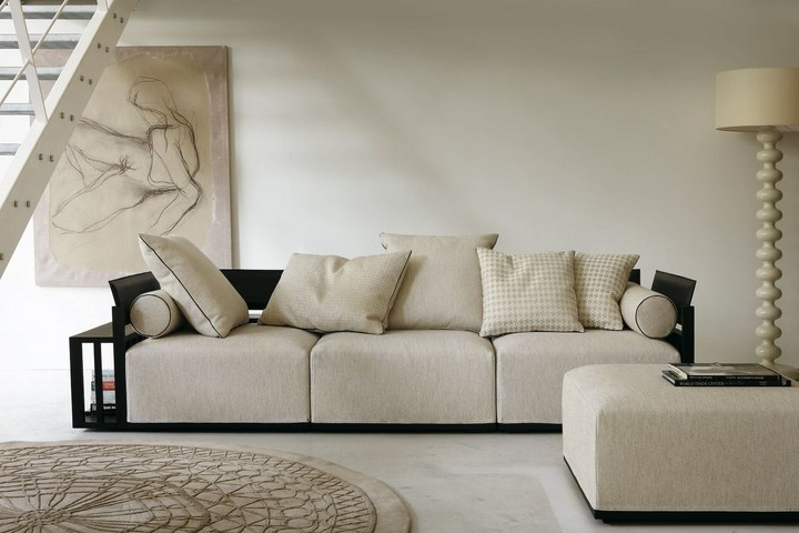 Sofa Banni Bolero Negro