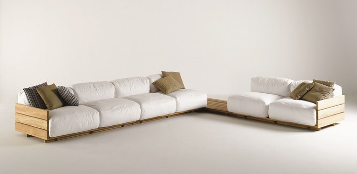 Sofa Banni Bonacina Pallet