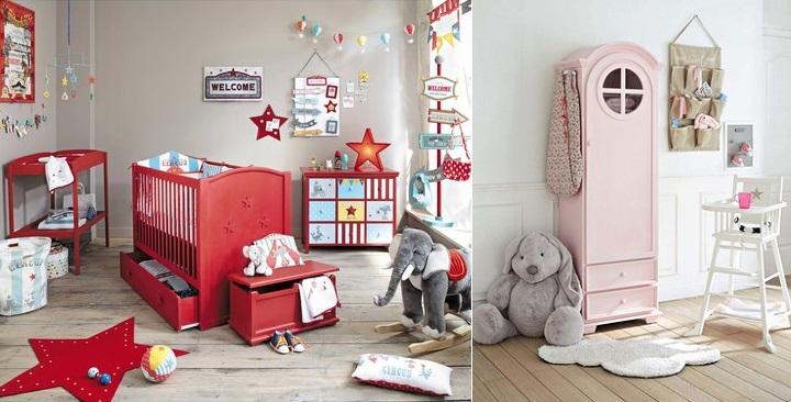 Muebles para el beb de maisons du monde 2014 revista for Muebles maison du monde segunda mano
