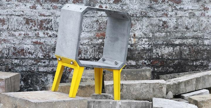 muebles de cemento zhi and kou1