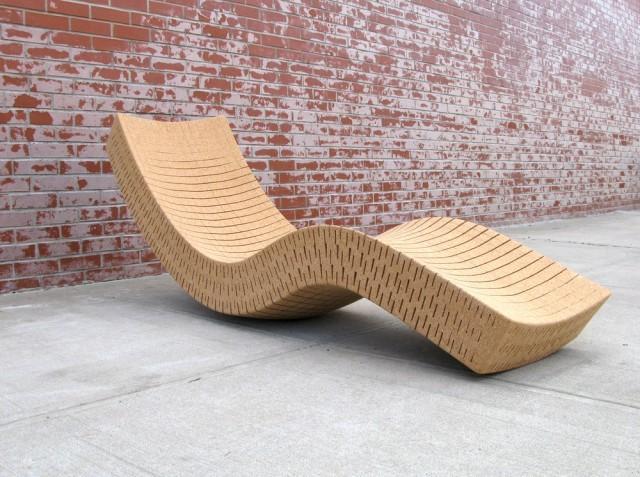 Muebles hechos de corcho natural - Muebles de corcho ...