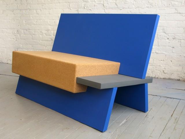 Revista muebles mobiliario de dise o - Muebles de corcho ...