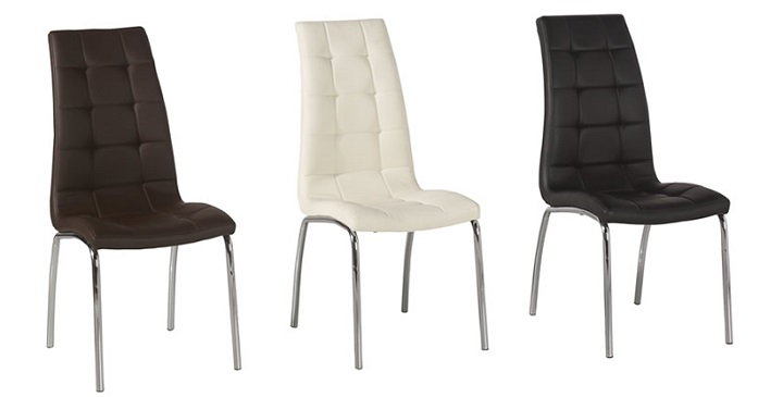 D nde comprar sillas buenas y baratas revista muebles for Sillas a contramarcha baratas
