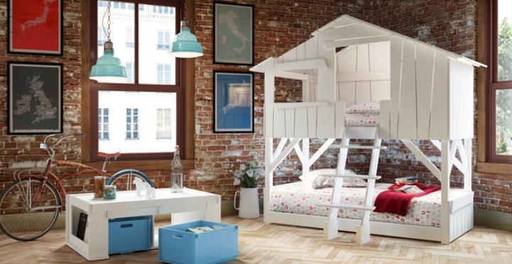 Revista muebles mobiliario de dise o - Camas para ninos pequenos ...