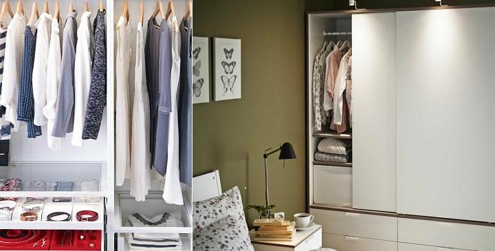 Revista muebles mobiliario de dise o for Rieles puertas correderas ikea