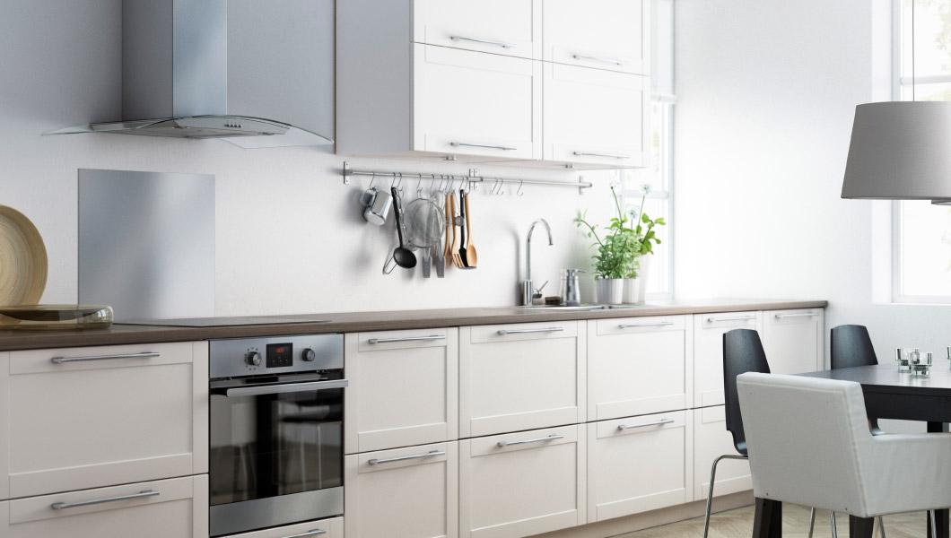 Revista muebles mobiliario de dise o - Ikea diseno cocina ...
