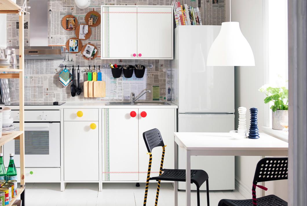 Revista muebles mobiliario de dise o for Cocinas de ikea 2014