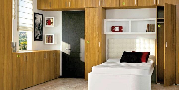 Muebles para ordenar habitaciones de leroy merlin for Muebles tv leroy merlin