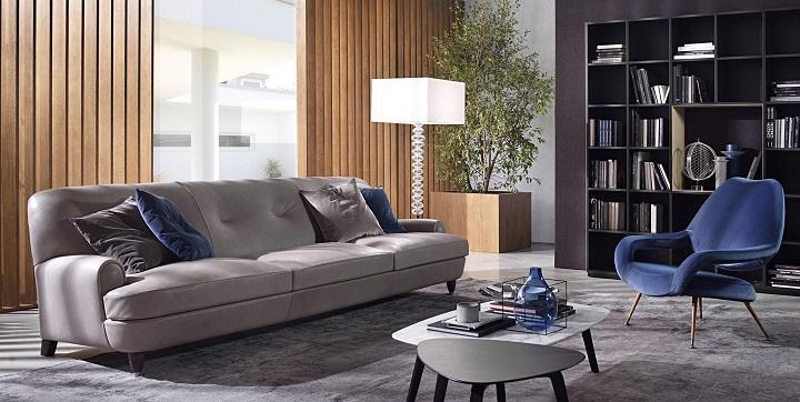 sofa novecento