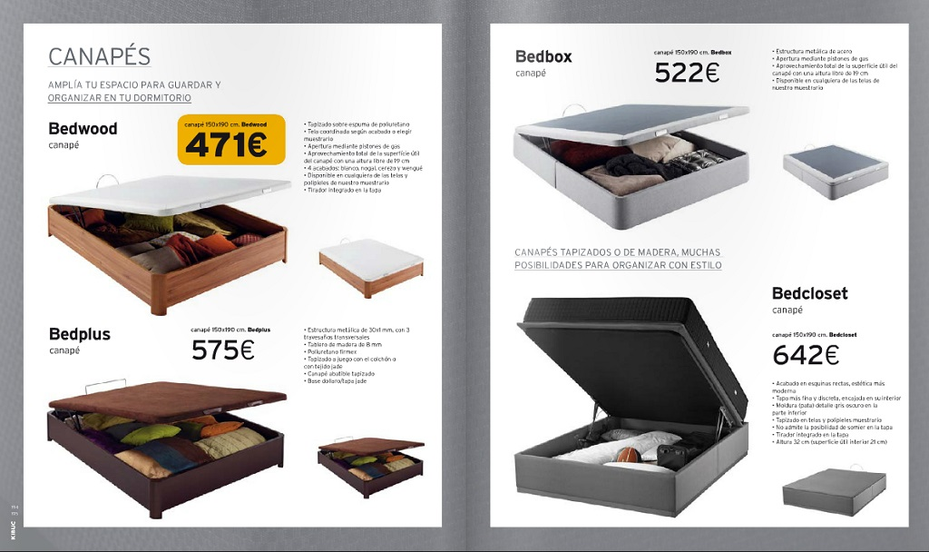 Catalogo muebles kibuc 2015101 for Muebles briole catalogo