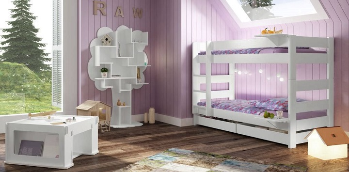 Estanter as infantiles revista muebles mobiliario de Estanterias infantiles ikea
