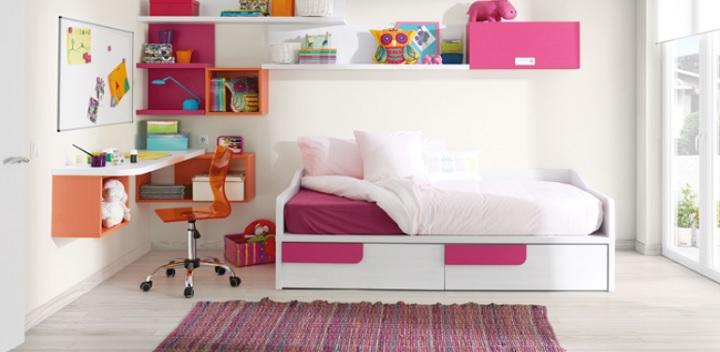 Revista el mueble dormitorios juveniles fabulous for Cuartos infantiles ikea