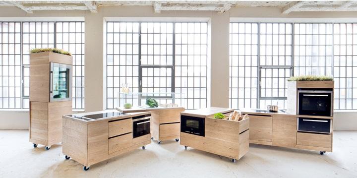M dulos de cocina m viles creados con la colaboraci n de - Modulos muebles cocina ...