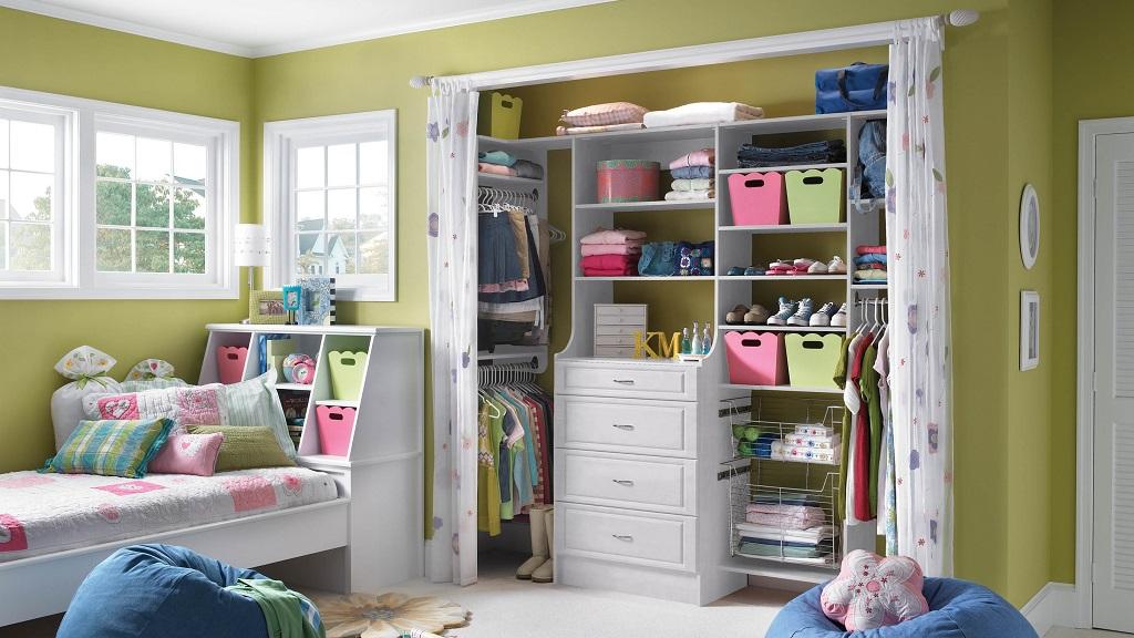 Muebles Para Cuarto Niños : Un armario para el cuarto de los ni?os revista muebles