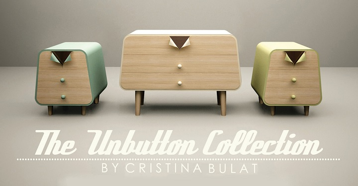 Unbutton Cristina Bulat