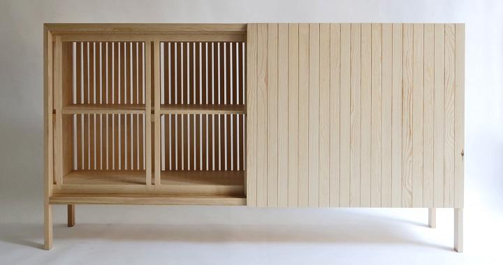 Bonitos muebles de madera maciza hechos a mano – Revista Muebles