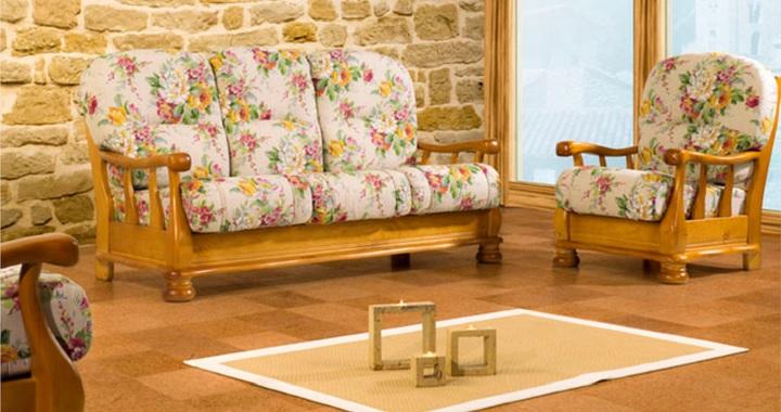 sof s para una decoraci n r stica revista muebles