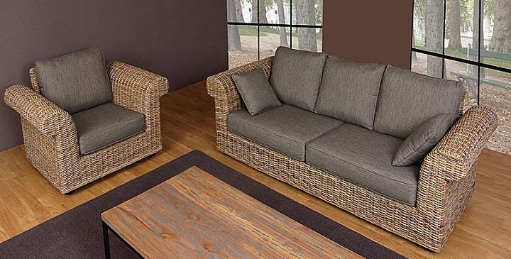 Sof s para una decoraci n r stica - Que sofas que muebles ...