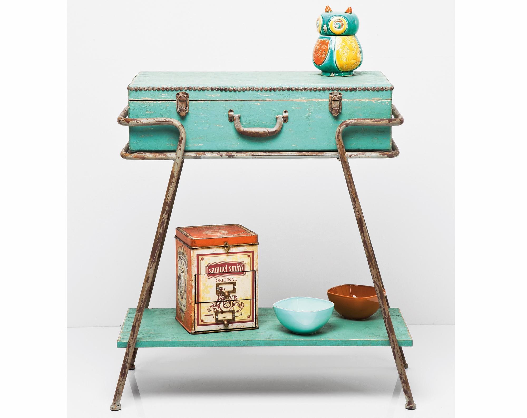 Consola vintage case revista muebles mobiliario de dise o - Muebles de diseno vintage ...