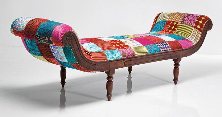 muebles estilo folk