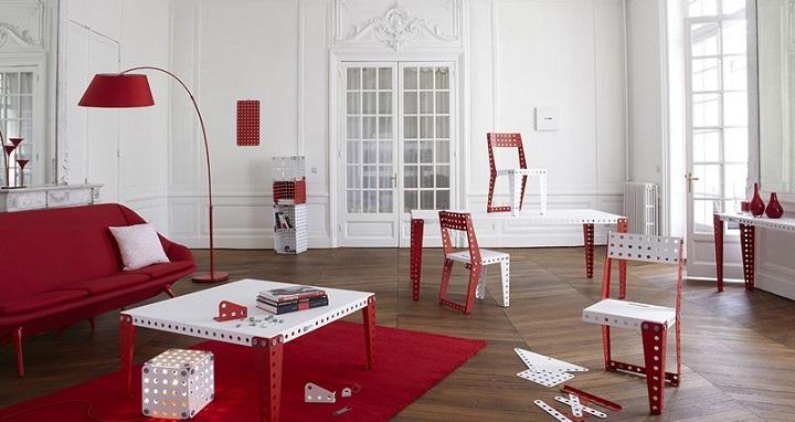 Muebles Meccano Home