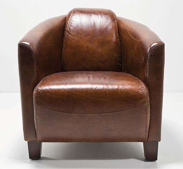 Muebles en cuero marron6 – Revista Muebles – Mobiliario de diseño
