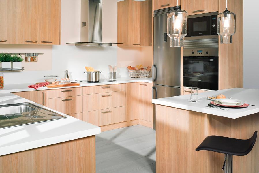 Revista muebles mobiliario de dise o for Disenos de muebles de cocina colgantes