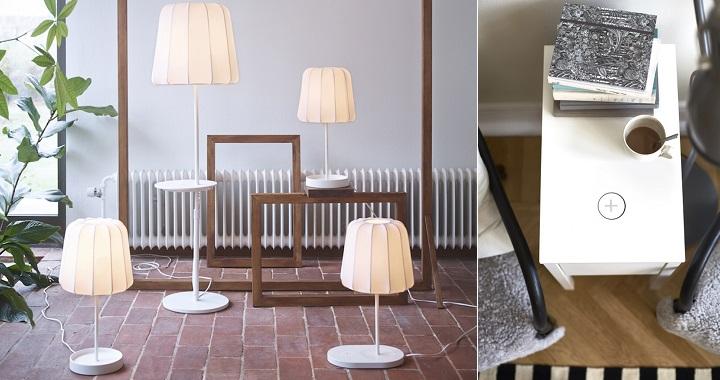 IKEA muebles cargadores