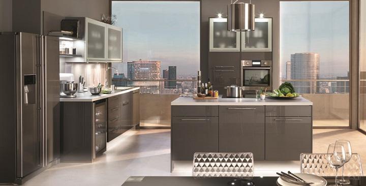 Revista muebles mobiliario de dise o - Muebles de cocina de exposicion ...