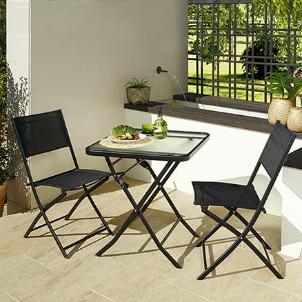 Muebles para el balcon