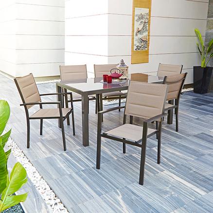 Conjuntos de muebles para comer8 revista muebles for Butacas leroy merlin