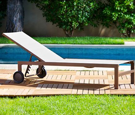 Revista muebles mobiliario de dise o - Hamacas y tumbonas ...