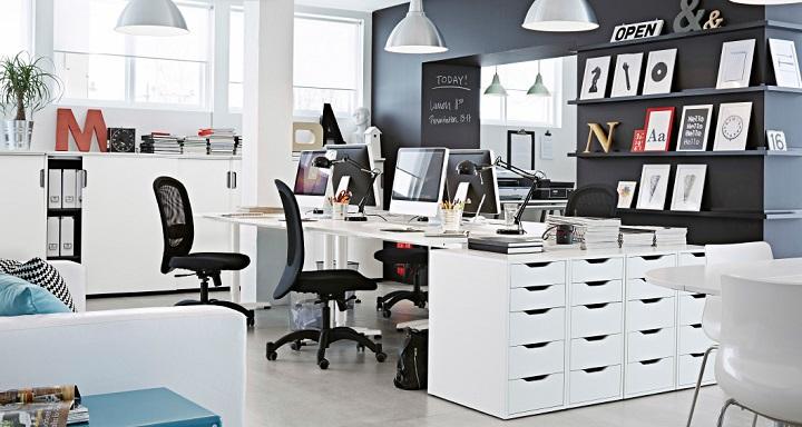 Revista muebles mobiliario de dise o for Bases para muebles de oficina