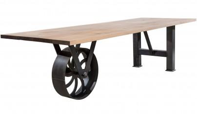 madera maciza y hierro6