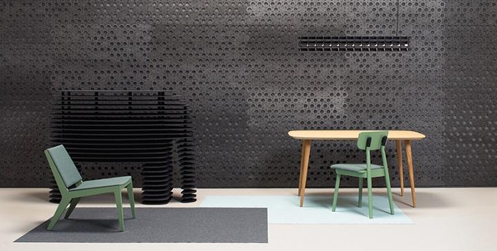 muebles hechos con botellas recicladas – Revista Muebles